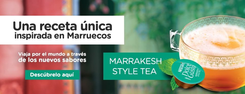 Marrakesh Style Tea